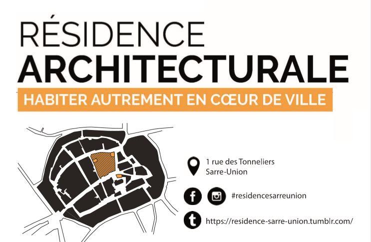 Résidence Architecturale : restitution