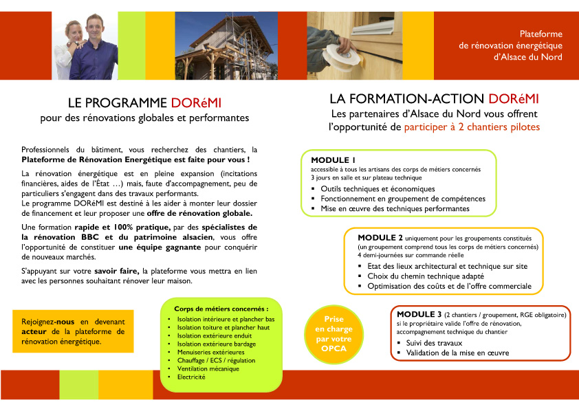 Formation groupement ADEAN