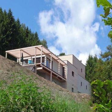 La Pente Naturelle  EcoRnover Dans Les Vosges Du Nord