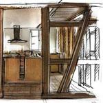 R inventer l 39 int rieur d 39 une maison traditionnelle eco r nover dans - D ou vient l humidite dans une maison ...