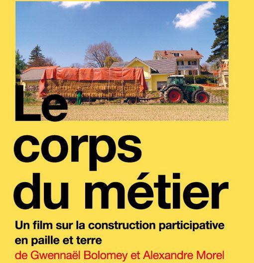 CINE DEBAT : 2 films autour des ressources locales dans la construction