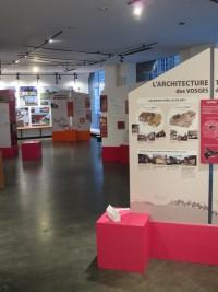 Exposition Itinérante « J'éco-rénove ma maison traditionnelle dans les Vosges du Nord »