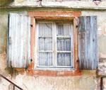 La fenêtre à 2 battants, dit ouvrant « à la française »
