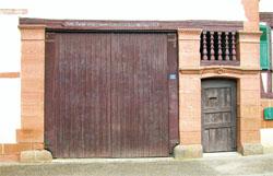 porche et portail du pays de Hanau