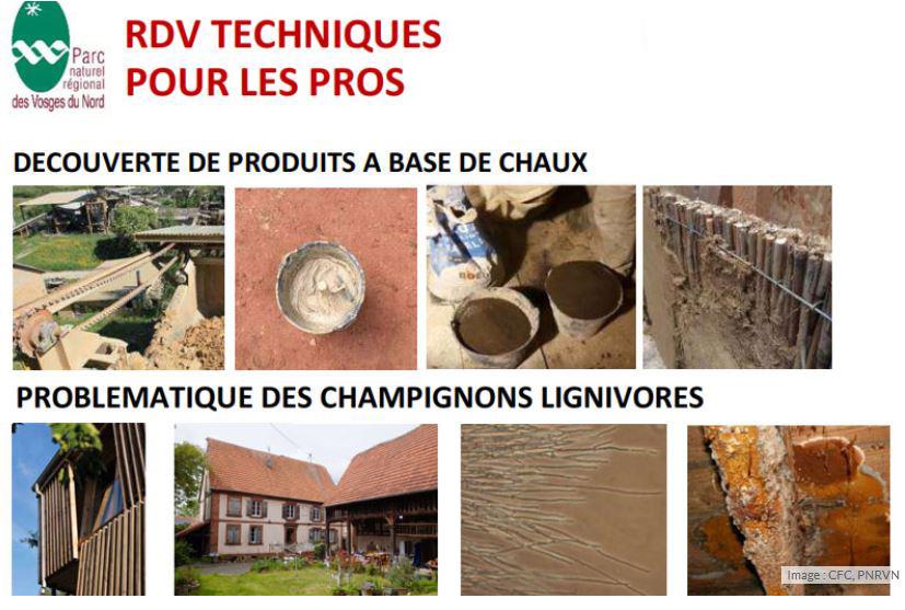 RDV TECHNIQUES POUR LES PROS